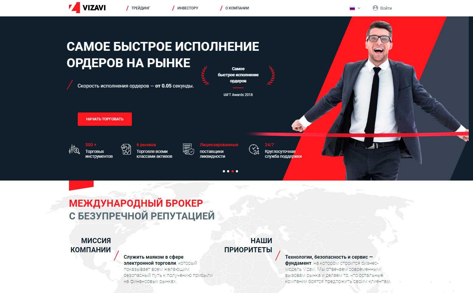 vizavi официальный сайт